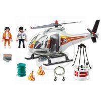 Playmobil 5542 Požární helikoptéra 2