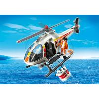 Playmobil 5542 Požární helikoptéra 3