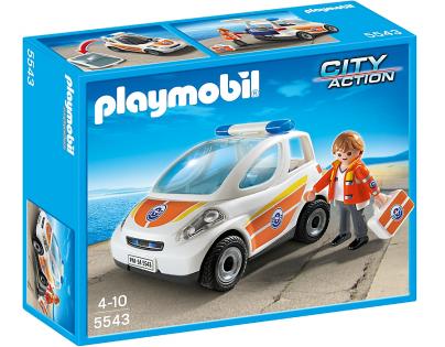 Playmobil 5543 Vozidlo lékaře