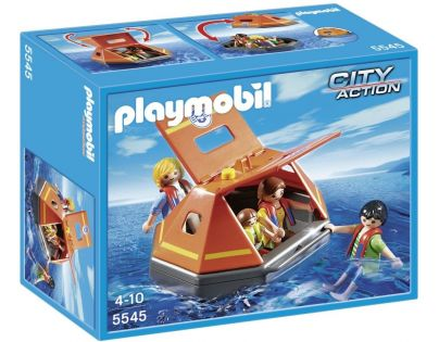 Playmobil 5545 Záchranný modul