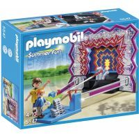 Playmobil 5547 Střelnice s plechovkami