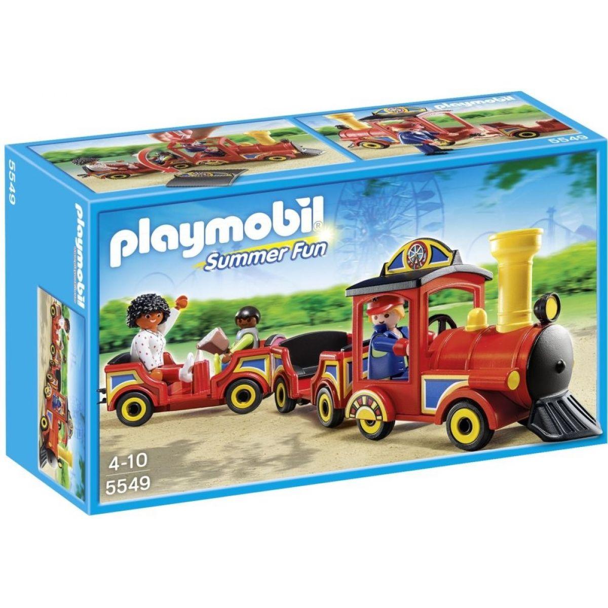 Playmobil 5549 Dětský vláček