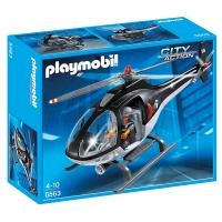 Playmobil 5563 Vrtulník zásahovky