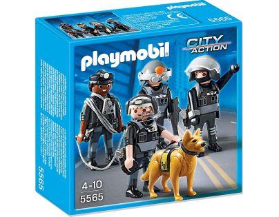 Playmobil 5565 Zásahová jednotka