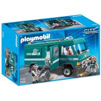 Playmobil 5566 Transportér pro přepravu peněz