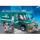 Playmobil 5566 Transportér pro přepravu peněz 4