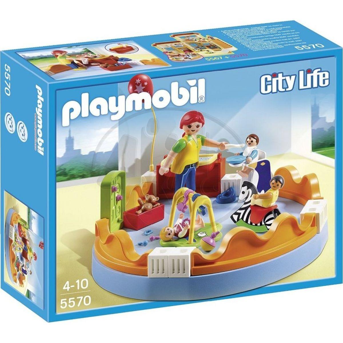 playmobil 5570 baby koutek 4kids. Black Bedroom Furniture Sets. Home Design Ideas