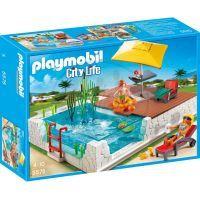 Playmobil 5575 Zahradní bazén u vily