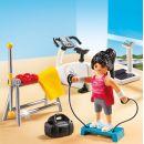 Playmobil 5578 Domácí fitness 3
