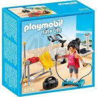 Playmobil 5578 Domácí fitness