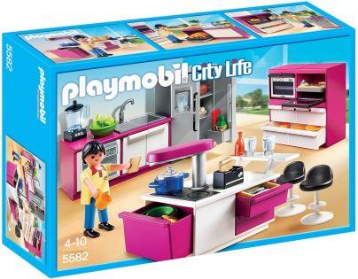 Playmobil 5582 Stylová kuchyně