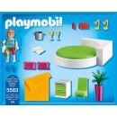 Playmobil 5583 Moderní ložnice 3