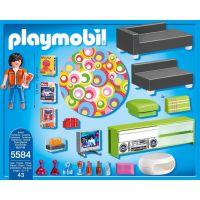 Playmobil 5584 Moderní obývací pokoj 3