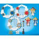 Playmobil 5591 Vánoční dekorace s Andílky 2
