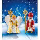 Playmobil 5592 Mikuláš s andělem 2