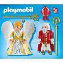 Playmobil 5592 Mikuláš s andělem 3