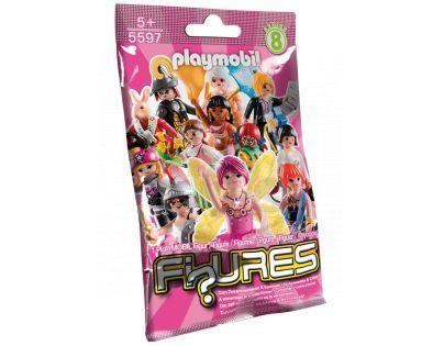 Playmobil 5597 Figurky pro dívky série 8