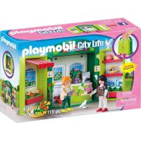 Playmobil 5639 Box na hraní Květinářství