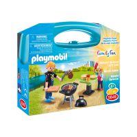 Playmobil 5649 Přenosný box Zahradní grilování