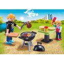 Playmobil 5649 Přenosný box Zahradní grilování 2