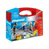 Playmobil 5651 Přenosný box Hasiči