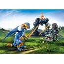 Playmobil 5657 Přenosný box Dračí rytíř s drakem 3