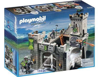 Playmobil 6002 Bašta rytířů řádu Vlka