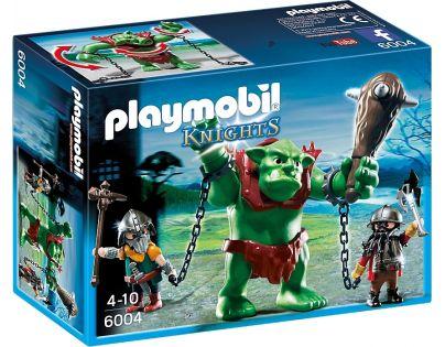 Playmobil 6004 Zlobr s bojovníky Trpaslíků