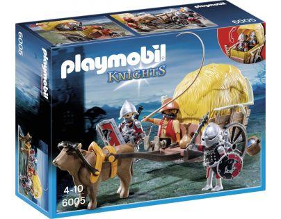 Playmobil 6005 Sokolí rytíř v tajném voze