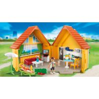Playmobil 6020 Zavírací box - Rekreační dům 2