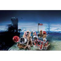 Playmobil 6038 Útočný kanón Jestřábích rytířů 2