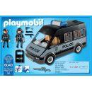 Playmobil 6043 Policejní zásahový vůz s majákem a houkačkou 3