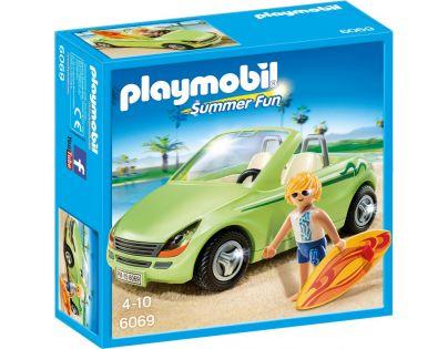 Playmobil 6069 Kabriolet se surfařem