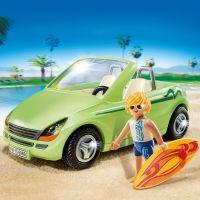 Playmobil 6069 Kabriolet se surfařem 2