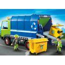 Playmobil 6110 Vůz na tříděný odpad 2