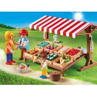Playmobil 6121 Zeleninový stánek 2