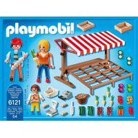 Playmobil 6121 Zeleninový stánek 3