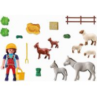 Playmobil 6133 Zvířata na pastvě 4