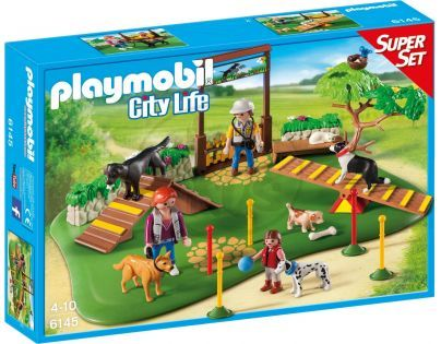 Playmobil 6145 Super Set Psí škola