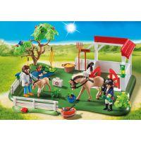 Playmobil 6147 Super Set Padok se stáním pro koně 2