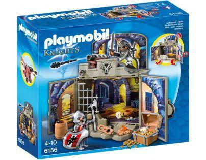 Playmobil 6156 Zavírací box - Rytířská pokladnice