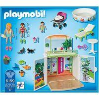 Playmobil 6159 Zavírací box Slunečná terasa 3