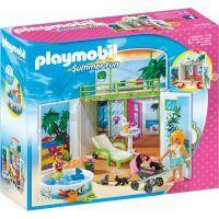Playmobil 6159 Zavírací box - Slunečná terasa