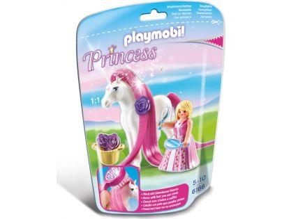 Playmobil 6166 Princezna Rosalie s koněm