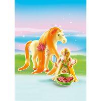 Playmobil 6168 Princezna Sunny s koněm 2