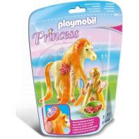 Playmobil 6168 Princezna Sunny s koněm