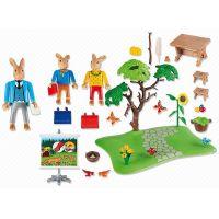 Playmobil 6173 Velikonoční zajíčkova školka 6