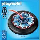 Playmobil 6182 Super létající talíř s mimozemšťanem 2