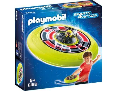 Playmobil 6183 Super létající talíř s astronautem