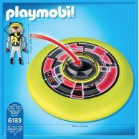Playmobil 6183 Super létající talíř s astronautem 2